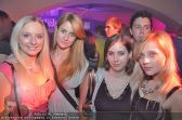 Partynight - Salzbar - Sa 28.01.2012 - 8