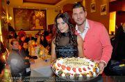 Birthday - Al Borgo - Sa 05.01.2013 - 2