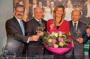 Opernball Wein - Raiffeisen Haus - Mi 09.01.2013 - 20