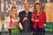Opernball Wein - Raiffeisen Haus - Mi 09.01.2013 - 23