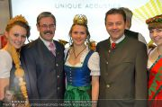 Bauernbundball - Austria Center - Sa 12.01.2013 - 13