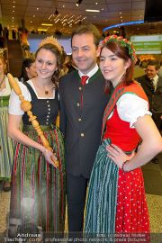 Bauernbundball - Austria Center - Sa 12.01.2013 - 14