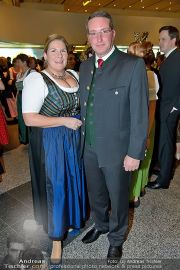 Bauernbundball - Austria Center - Sa 12.01.2013 - 21