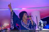 Gisele Jackson live - Albertina Passage - Sa 12.01.2013 - 17