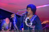 Gisele Jackson live - Albertina Passage - Sa 12.01.2013 - 21