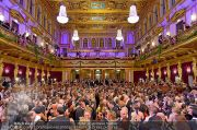 Philharmonikerball - Musikverein - Do 24.01.2013 - 1