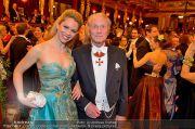 Philharmonikerball - Musikverein - Do 24.01.2013 - 102