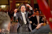 Philharmonikerball - Musikverein - Do 24.01.2013 - 14