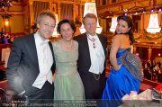Philharmonikerball - Musikverein - Do 24.01.2013 - 15