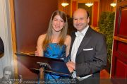 Philharmonikerball - Musikverein - Do 24.01.2013 - 24