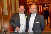 Philharmonikerball - Musikverein - Do 24.01.2013 - 30