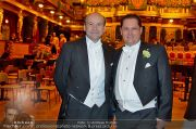 Philharmonikerball - Musikverein - Do 24.01.2013 - 31