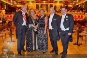 Philharmonikerball - Musikverein - Do 24.01.2013 - 32
