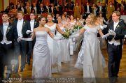 Philharmonikerball - Musikverein - Do 24.01.2013 - 7