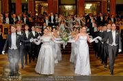 Philharmonikerball - Musikverein - Do 24.01.2013 - 79