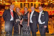Philharmonikerball - Musikverein - Do 24.01.2013 - 8