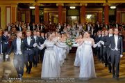 Philharmonikerball - Musikverein - Do 24.01.2013 - 80