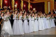 Philharmonikerball - Musikverein - Do 24.01.2013 - 81