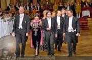 Philharmonikerball - Musikverein - Do 24.01.2013 - 82