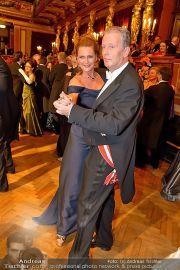 Philharmonikerball - Musikverein - Do 24.01.2013 - 99