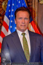 Schwarzenegger Pröll - Palais Niederösterreich - Do 31.01.2013 - 18