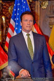 Schwarzenegger Pröll - Palais Niederösterreich - Do 31.01.2013 - 19