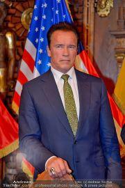 Schwarzenegger Pröll - Palais Niederösterreich - Do 31.01.2013 - 2