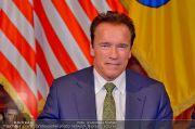 Schwarzenegger Pröll - Palais Niederösterreich - Do 31.01.2013 - 4