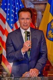 Schwarzenegger Pröll - Palais Niederösterreich - Do 31.01.2013 - 7