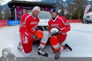Nissan Hockeyball - Bad Hofgastein - Fr 01.02.2013 - 1