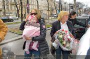 Ankunft Sorvino - Grand Hotel Wien - Di 05.02.2013 - 5