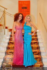 Anprobe Katz und Maus - Haute Couture Wien - Di 05.02.2013 - 16