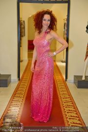 Anprobe Katz und Maus - Haute Couture Wien - Di 05.02.2013 - 4