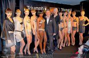 Modenschau - Triumph Store - Do 07.02.2013 - 1