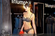 Modenschau - Triumph Store - Do 07.02.2013 - 38