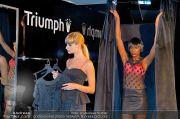 Modenschau - Triumph Store - Do 07.02.2013 - 47