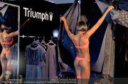 Modenschau - Triumph Store - Do 07.02.2013 - 52