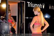 Modenschau - Triumph Store - Do 07.02.2013 - 53