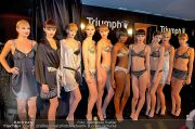 Modenschau - Triumph Store - Do 07.02.2013 - 81