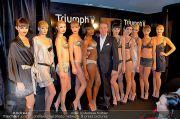 Modenschau - Triumph Store - Do 07.02.2013 - 82
