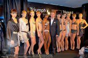 Modenschau - Triumph Store - Do 07.02.2013 - 83