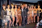 Modenschau - Triumph Store - Do 07.02.2013 - 84