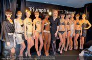 Modenschau - Triumph Store - Do 07.02.2013 - 85