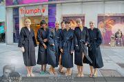 Modenschau - Triumph Store - Do 07.02.2013 - 90