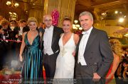 Opernball Feststiege - Staatsoper - Do 07.02.2013 - 103