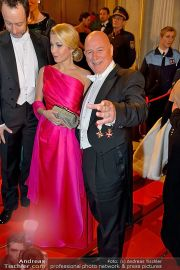 Opernball Feststiege - Staatsoper - Do 07.02.2013 - 104