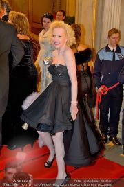 Opernball Feststiege - Staatsoper - Do 07.02.2013 - 112