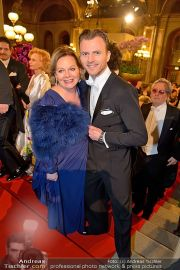 Opernball Feststiege - Staatsoper - Do 07.02.2013 - 113