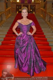 Opernball Feststiege - Staatsoper - Do 07.02.2013 - 17