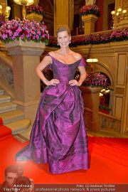 Opernball Feststiege - Staatsoper - Do 07.02.2013 - 21